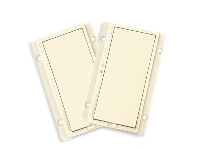 Paddle Color Change Kit for SwitchLinc, Ivory