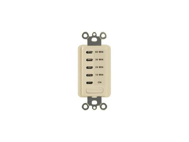 Auto-Off Timer 10-60 Minute W/Hld Ivory INTERMATIC INC Misc. Office Supplies