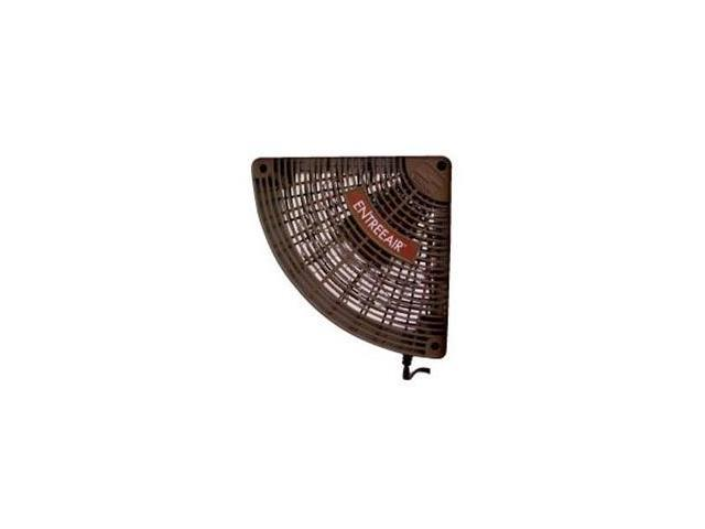 Suncourt Inc. RR100-B EntreeAir Door Frame Fan, Brown