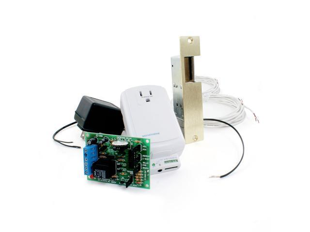 I/O Linc - INSTEON Remote Control Door Strike Kit