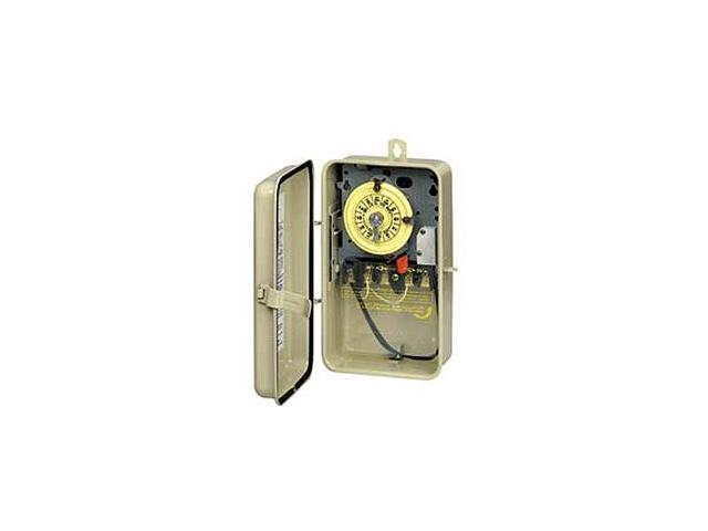 Intermatic T101P201 120V Pool Pump/Heater Timer