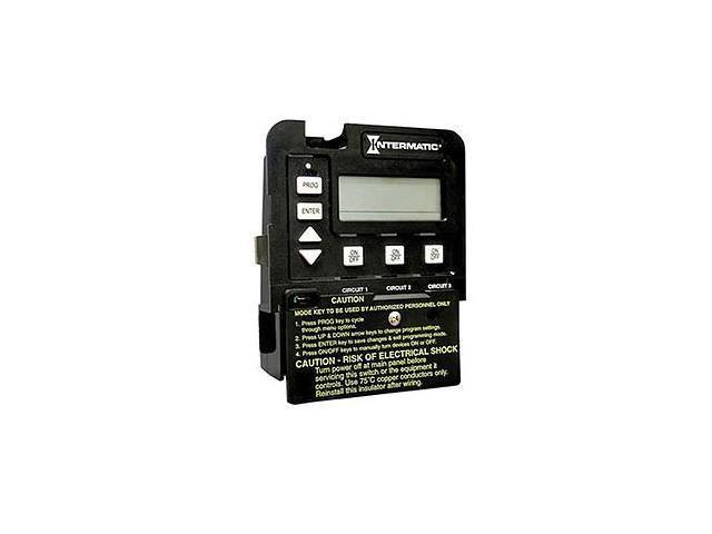 Intermatic P1353ME 3-Circuit Pool or Spa Controller