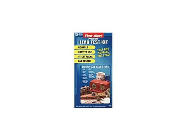 First Alert LT1 Premium Home Lead Test Kit