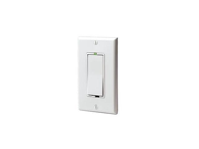 Decora 14 Hour In Wall Timer White LEVITON MFG Receptacles and Switches 6651-W