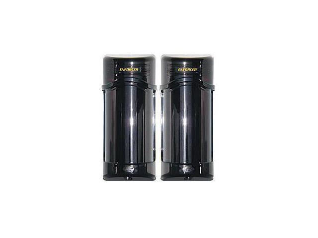 SECO-LARM E-960-D290Q Enforcer Twin Photobeam Detectors with Laser Beam Alignmen