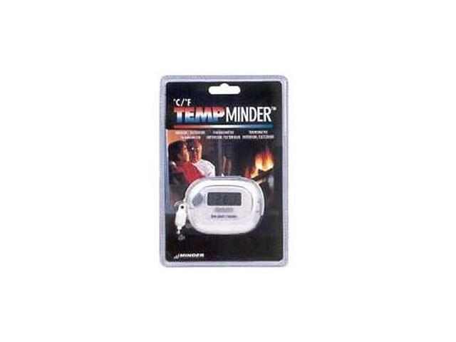 Minder Research MRC100 Electronic Indoor/Outdoor Thermometer