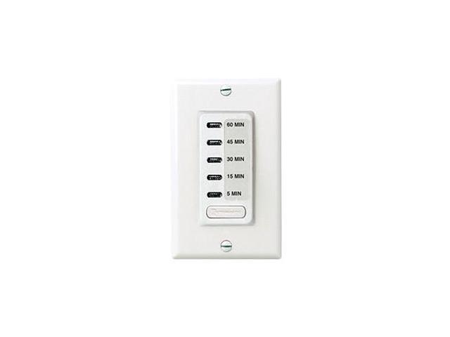 Intermatic EI205 5/15/30/45/60 Electronic Auto-Off Timer - Ivory