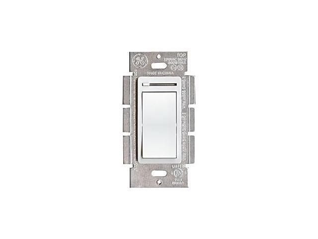 GE 18023 Rocker-Style 3-Way Dimmer