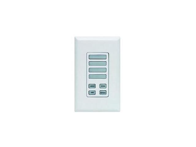 GE Z-Wave Wireless Keypad Wall Controller (45631)