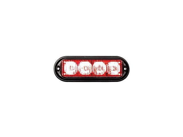 SECO-LARM SL-1311-MA/R High Intensity 1W 4 LED Module, Red