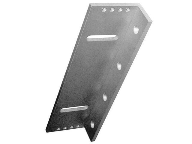 L Bracket for the Enforcer Electromagnetic Lock with 1200 Pound Holding Force
