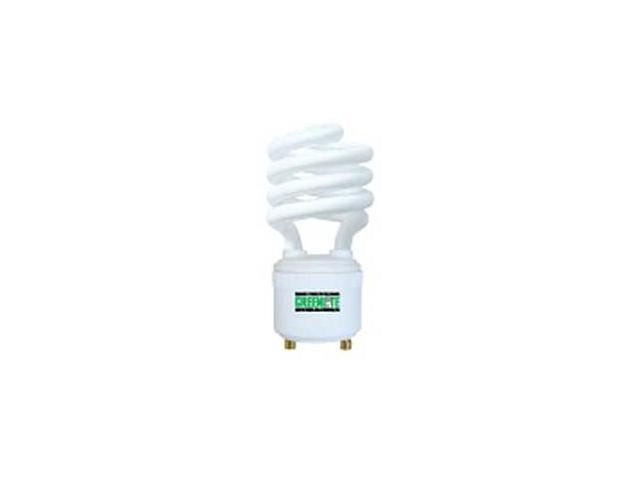 Greenlite Lighting 13W/ELS-GU/41K 13 Watt GU24 Ultra-Mini Spiral CFL Bulb - Cool