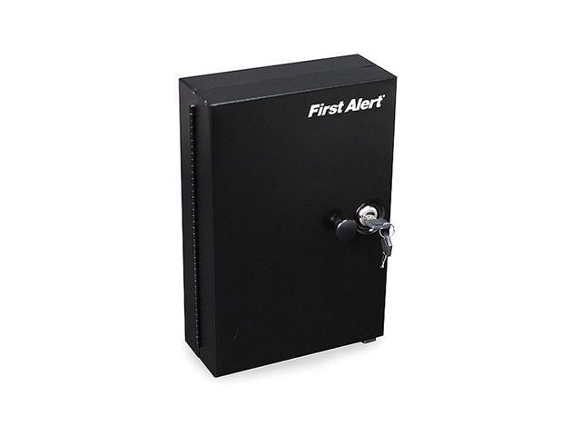 First Alert 3060F Wall Mount Lockable Key Cabinet