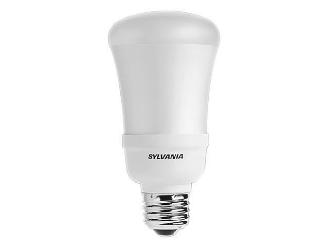 Sylvania 14 Watt R20 CFL Medium Base Light Bulb