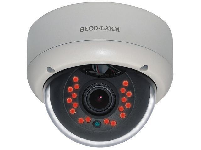 SECO-LARM EV-2786-NKEQ Large Vandal-Resistant Dome IR Camera 540 TV Lines