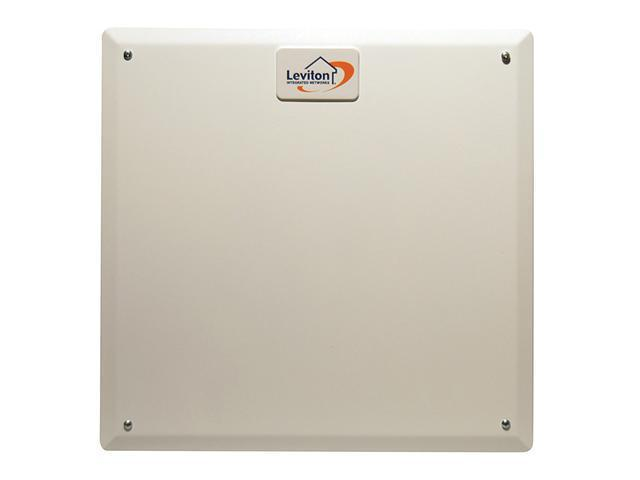 Leviton 47605-14C Flush Mount Cover for Series 140 Panels