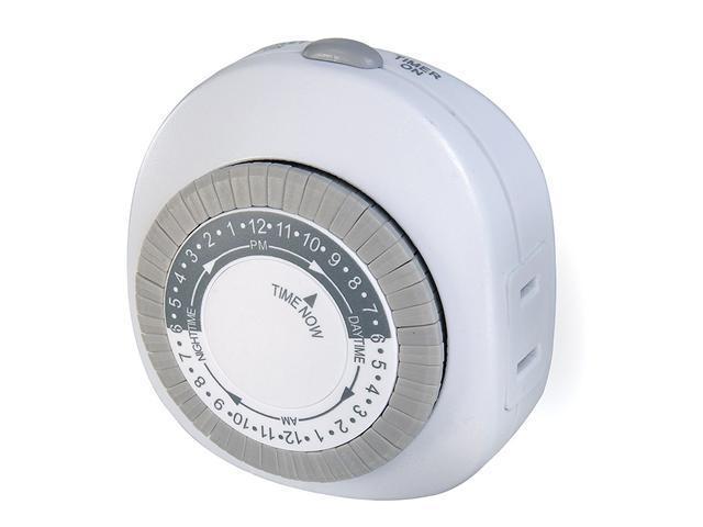 Westek TM01DHB Daily Plug-in Timer