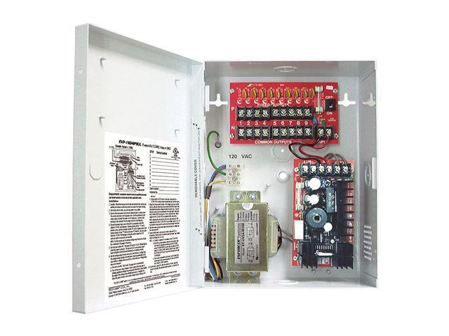 SECO-LARM Enforcer 4 Output CCTV Power Supply