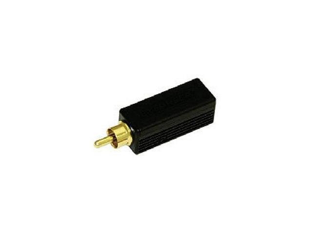 SECO-LARM MAE-P115-01Q Enforcer Passive Analog RCA Audio Balun (Each)