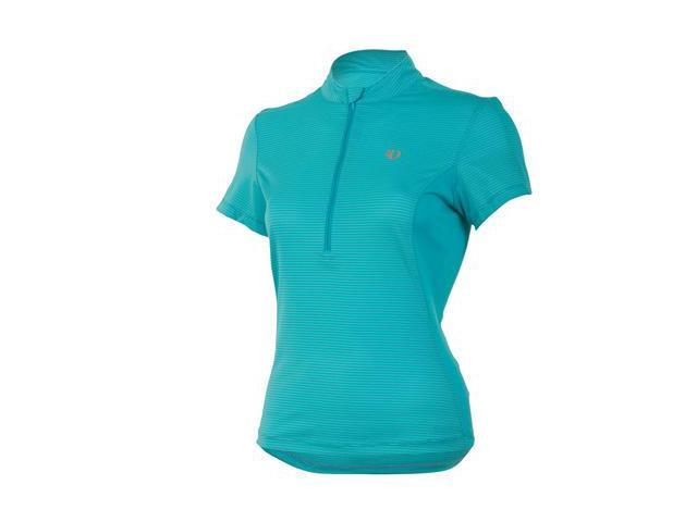 Pearl Izumi 2013 Women's Ultrastar Short Sleeve Cycling Jersey - 11221315 (Scuba Blue - XS)