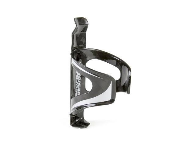 Profile Design Karbon Kage Bicycle Water Bottle Cage (Black/Silver)