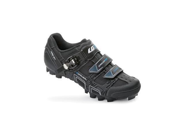 Louis Garneau 2015/16 Women's Monte Mountain Bike Shoes - 1487166 (Black - 36)