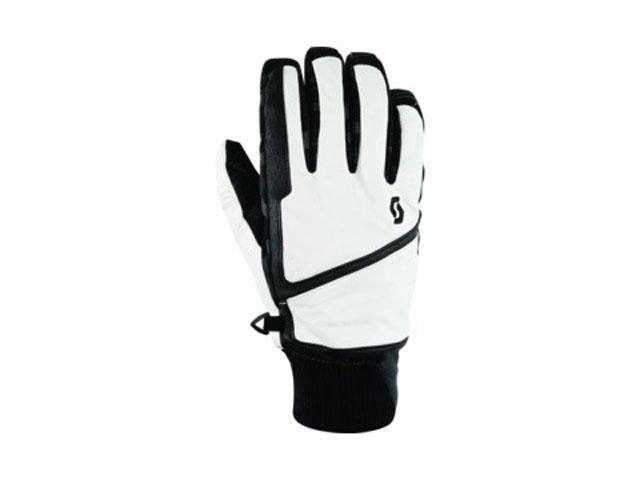 Scott 2014 Guante Skinson Glove - 224537 (White/Black - XS)