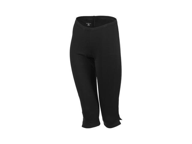 Shebeest 2016 Women's Shindigger Cycling Capri Knicker - 3007 (Black - XL)