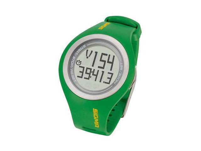Sigma PC22.13 Men's Heart Rate Monitor (Green - Mens)