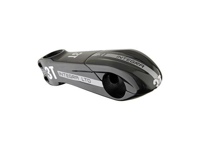3T Integra LTD Carbon Road Bicycle Stem (Black - 31.8 x 120)