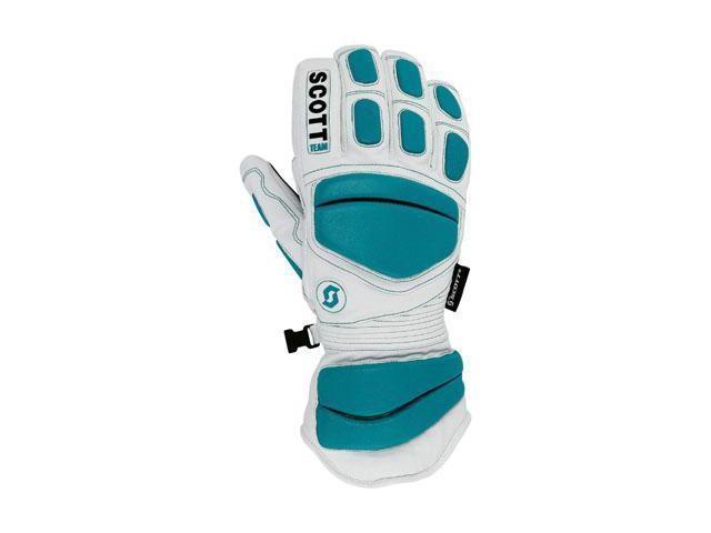 Scott 2014 Guante Team Glove  - 224518 (White/Blue - S)