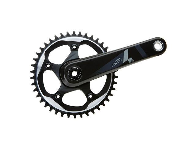 SRAM Force 1 BB30 X-Sync 10/11 Speed Road Bicycle Crankset - 00.6118.367 (BB30 172.5mm 52T)