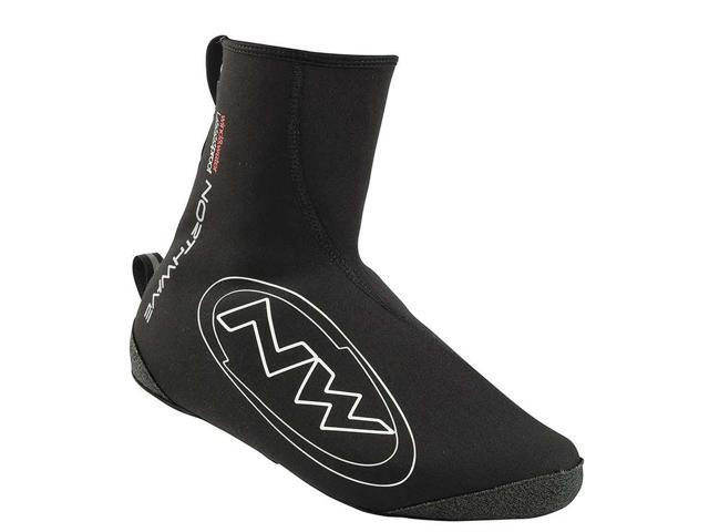 Northwave Sonic High Cycling Shoe Cover (Black - S)