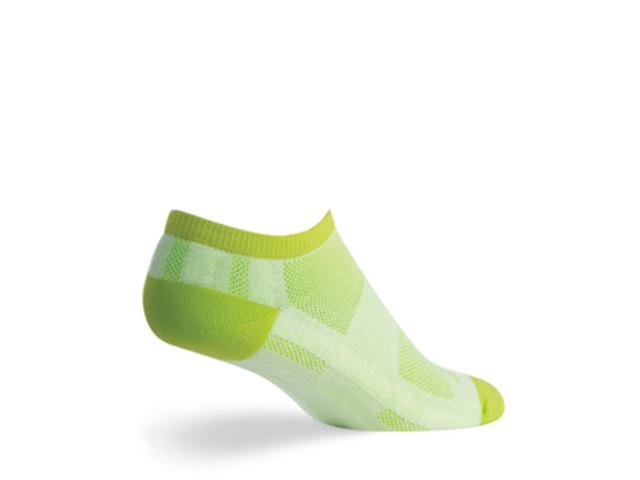Socks - SockGuy - Channel Air No Show CH NS Go S/M Cycling/Running