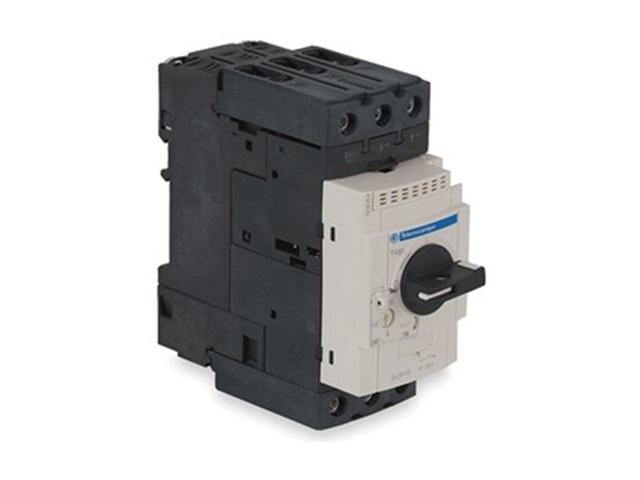 Manual Motor Starter Iec 13a 600v 3p