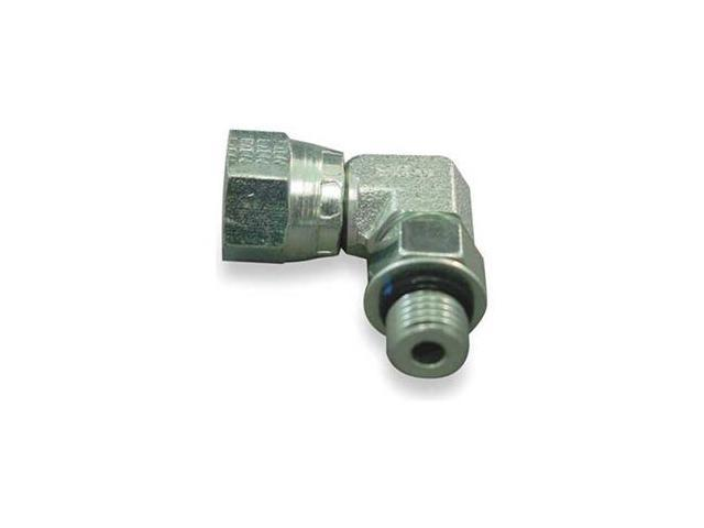 Hose Adapter, ORB to NPSM, 7/8-14x1/2-14