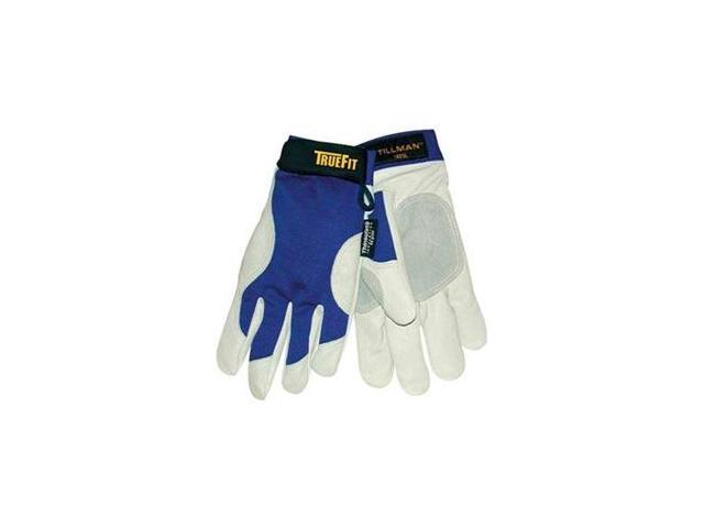 Tillman 1485 True Fit Top Grain Pigskin Thinsulate Lined Work Gloves, Medium