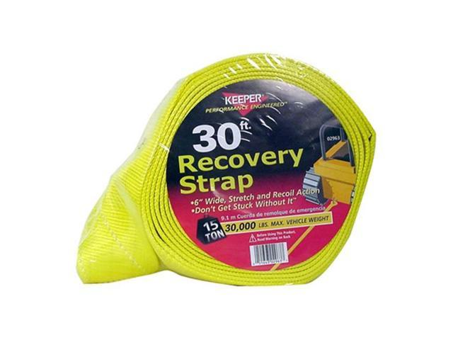 6x30 Recovery Strap