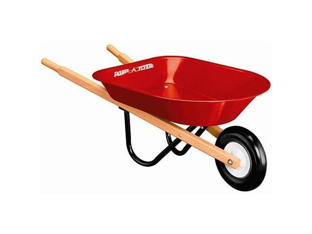#40 Toy Wheelbarrow 20X16X4 RADIO FLYER Ride-On Toys/Misc 40 042385910000