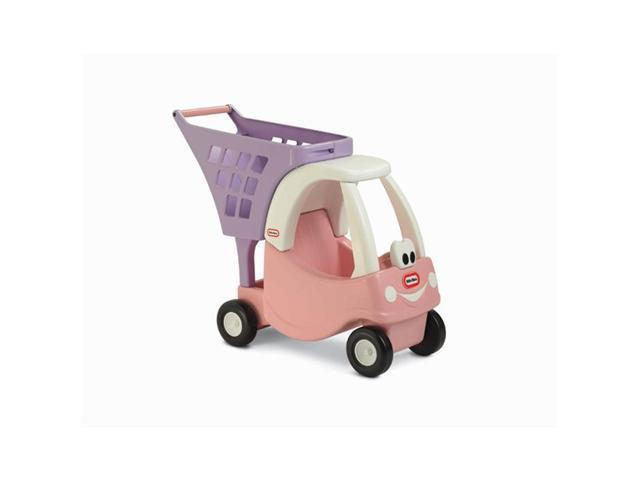 Little Tikes Princess Cozy Shopping Cart