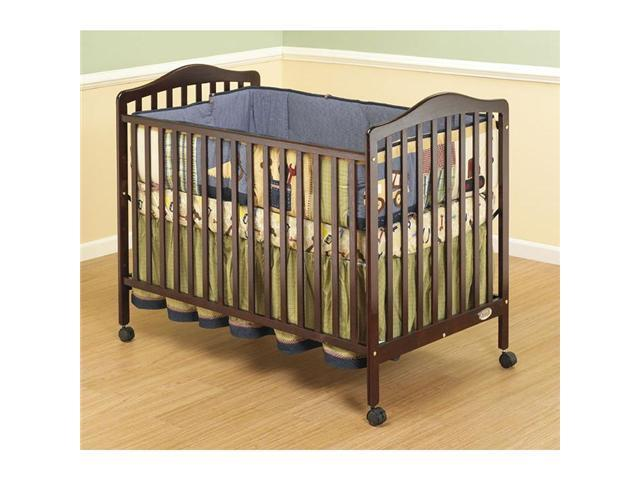 Orbelle Jenny Crib w/Toddler Rail