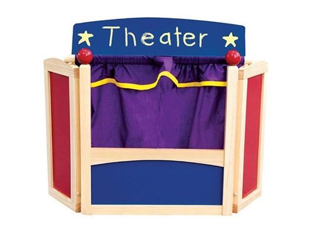 GuideCraft Center Stage Tabletop Puppet Theater