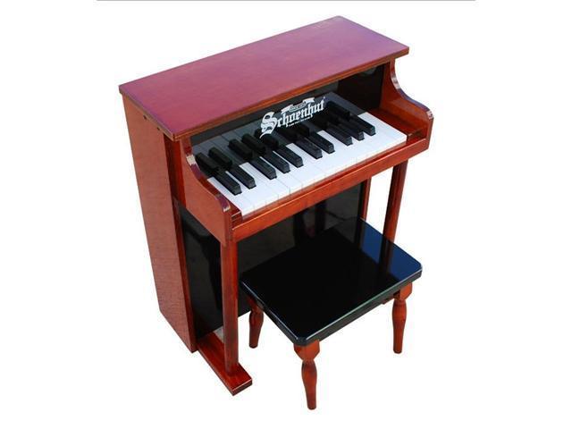 Schoenhut 25 Key Traditional Spinet Piano