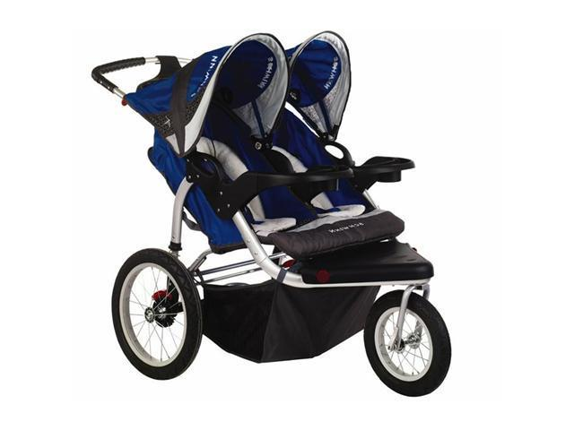 Schwinn Turismo Swivel Wheel Double Jogger
