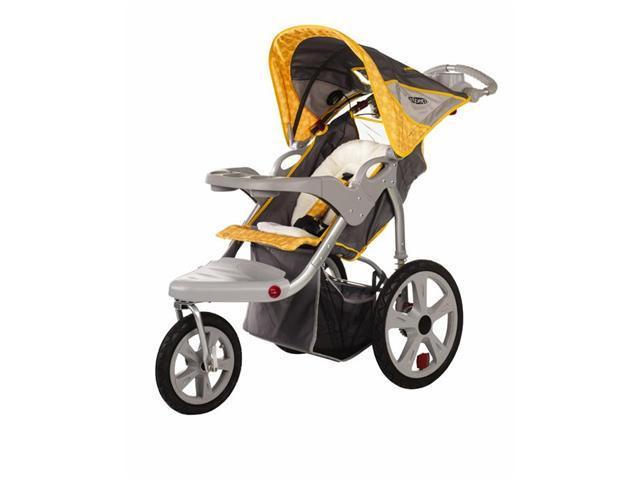 InSTEP® Grand Safari Swivel Wheel Jogger
