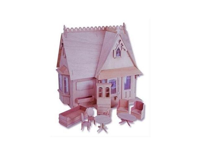 The Storybook Cottage Dollhouse
