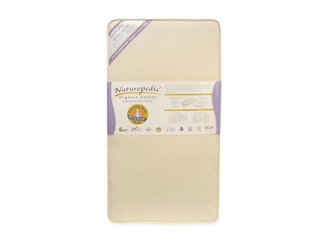 Naturepedic - No Compromise Organic Crib Mattress Ultra 252