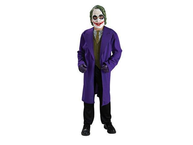 Adult Collector S Dark Knight Joker Costume Rubies 562- Sears