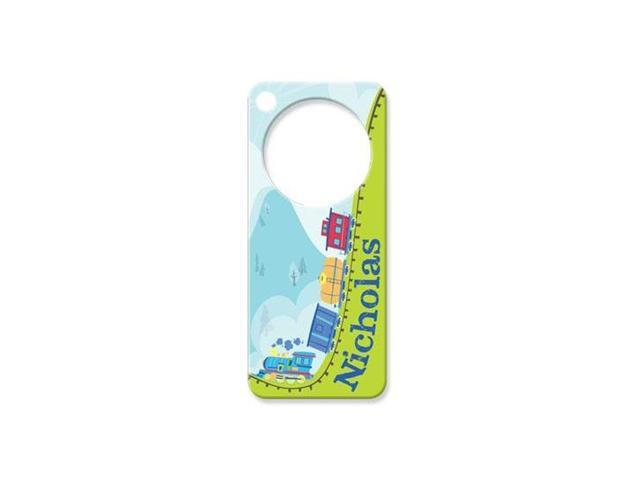 KidKraft Personalized Door Hanger - Train