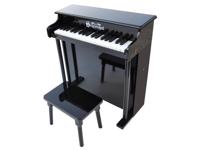 Schoenhut 37-Key Traditional Deluxe Spinet Piano